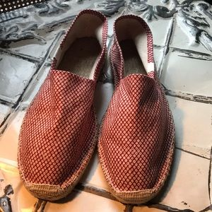 SOLUDOS Canvas loafers size 44